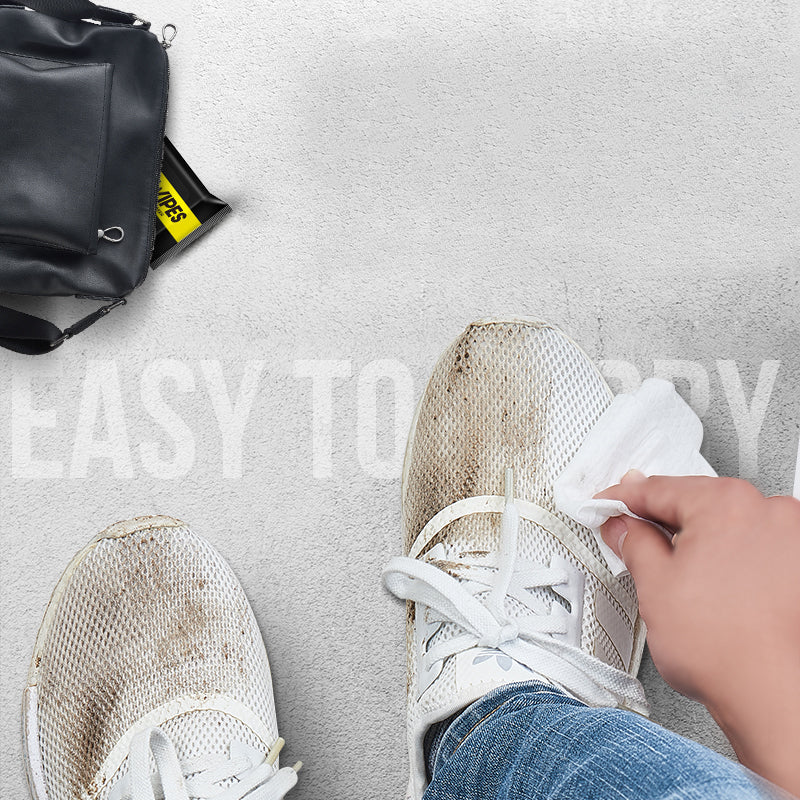 Shoe Cleaning Wipes - UrbanWorld.eu