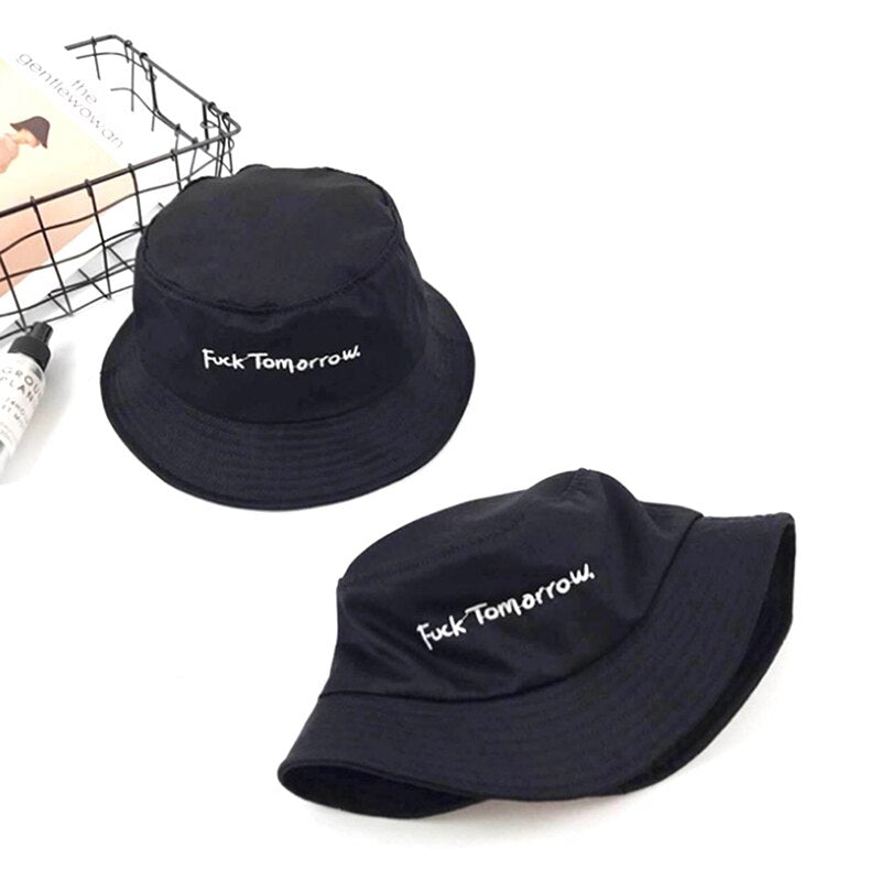 Fuck Tomorrow Bucket Hat - UrbanWorld.eu