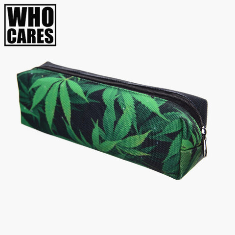 "Pencil Case ""Weed Painting"" - UrbanWorld.eu"