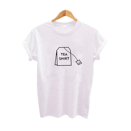 """Tea Shirt"" Tee - UrbanWorld.eu"