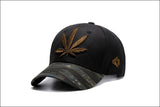 "Engraving Hat ""Weed Leaf"" - UrbanWorld.eu"