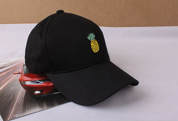 "Stylish Hot Summer  Hip Hop Outdoor  Snapback ""Pineapple Fruit"" - UrbanWorld.eu"