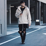 """Cozy Pull-Over"" Streetwear Jacket - UrbanWorld.eu"