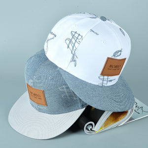 "Hip Hop Denim Snapback cap""Graffiti"" - UrbanWorld.eu"