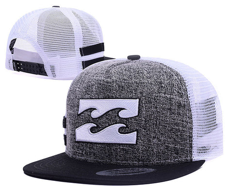 "Summer Fashion White Cap  ""Wave"" - UrbanWorld.eu"