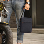 "Waterproof Shoulder Bag "" Hidden Zipper Bag"" - UrbanWorld.eu"