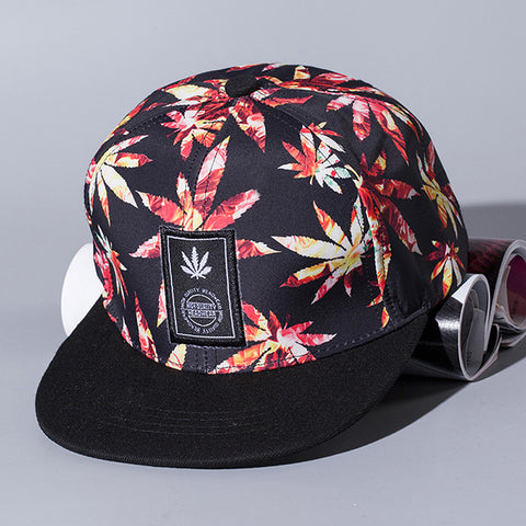 "Hip Hop Cap ""Color Leaf"" - UrbanWorld.eu"
