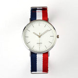 "Casual Luxus Quartz Watch ""Multicolor"" - UrbanWorld.eu"