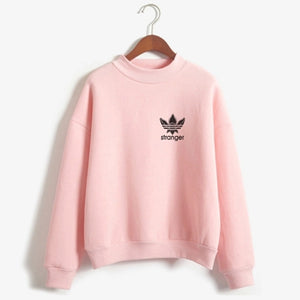 "Hip Hop Sweatshirt ""Stranger Things"" - UrbanWorld.eu"