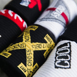 """On Fleek"" Socks - UrbanWorld.eu"