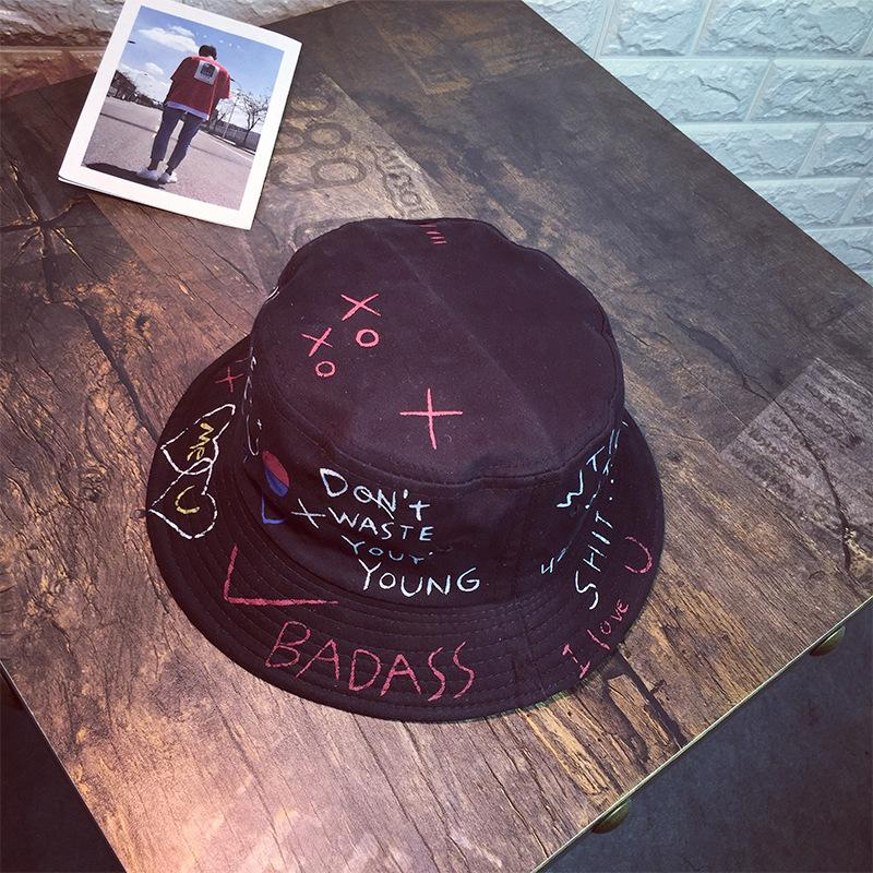 """BADASS"" Bucket Hat - UrbanWorld.eu"