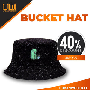 Alien Bucket Hat - UrbanWorld.eu