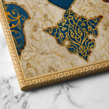 Wonderful islamic Wall art canvas ideal for your luxurious home decor - Lamasset Art
