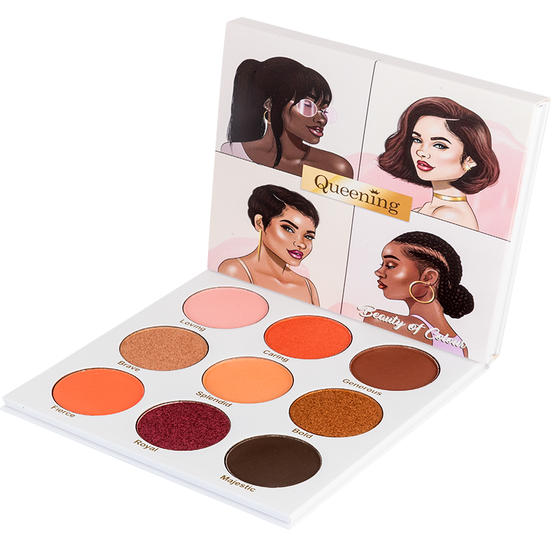Queening Eyeshadow Palette