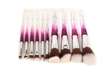 Crystal Brushes set