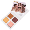 Queening Highlighter Palette - Beauty Of Colour