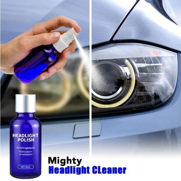 9H Headlight Cleaning Polish