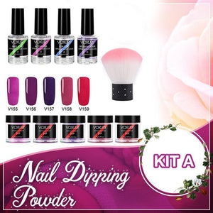 Nail Dipping Powder Kit