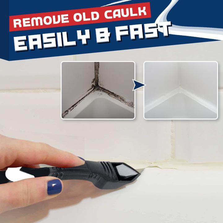 CaulkPro™ 3 in 1 Tools & Filler Set