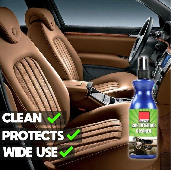 Ultimate Car Interior Cleaner