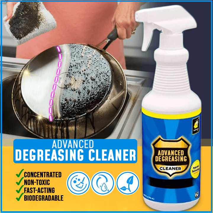 Advanced Degreasing Cleaner