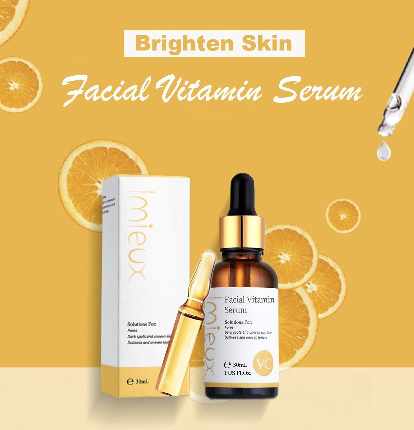 Facial Vitamin Serum