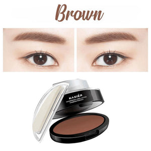 3 Shapes Flawless Waterproof Eyebrows Stamp