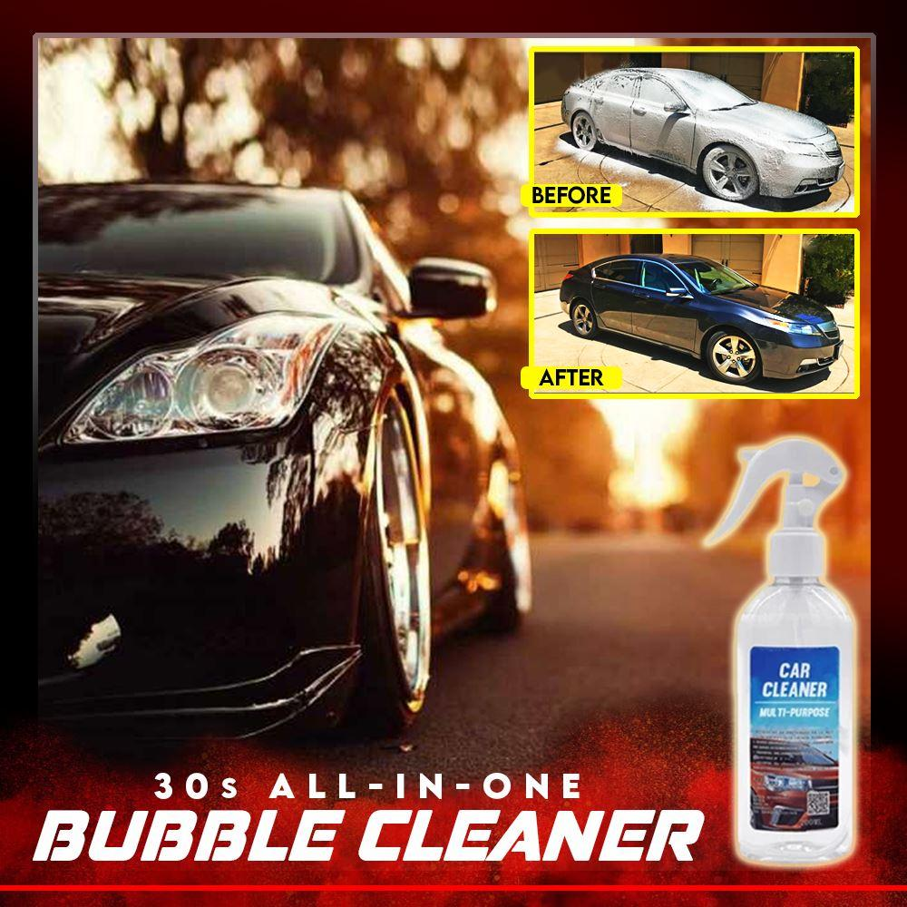 30s All-in-1 Bubble Cleaner