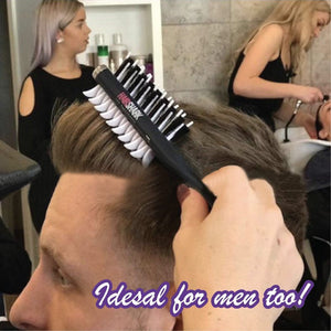 Multi-Functional Styling Comb