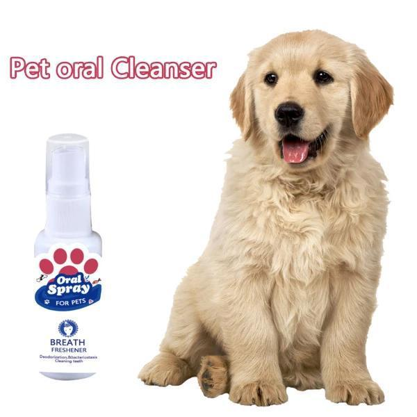 Premium Dental Pet Spray