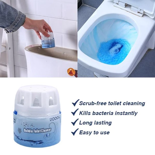 One Flush Toilet Cleaner