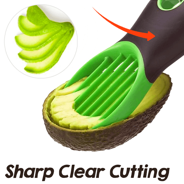 All In One Avocado Slicer