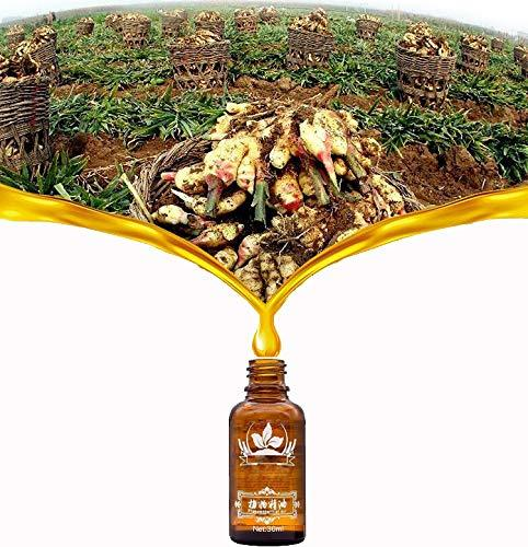 NatureCare™ Lymphatic Drainage Ginger Oil
