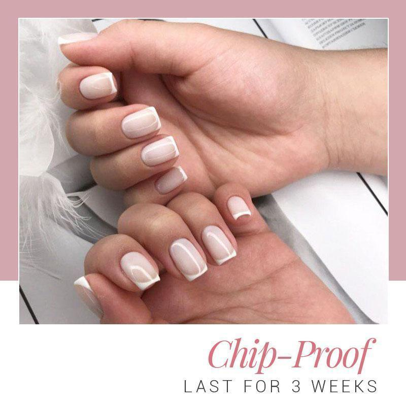 French Chip-Proof Manicure Kit