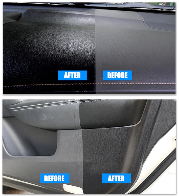 Car Interior Cleaning Agent