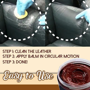 Leather Restoring Color Balm