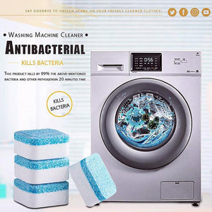 Washer Deep Cleaning Effervescent Tablets