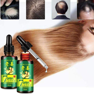 7 Day Hair Growth Serum