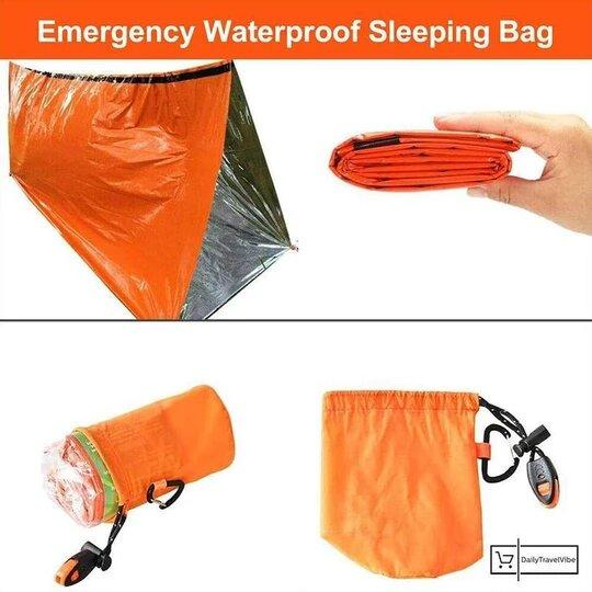 Waterproof Emergency Sleeping Bag