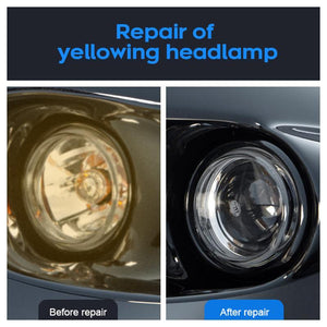 Mighty Headlight Polish