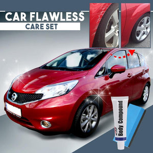 Car Flawless Care Set