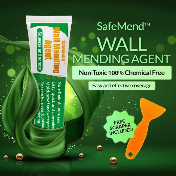 Safemend™ Non-toxic Wall Mending Agent