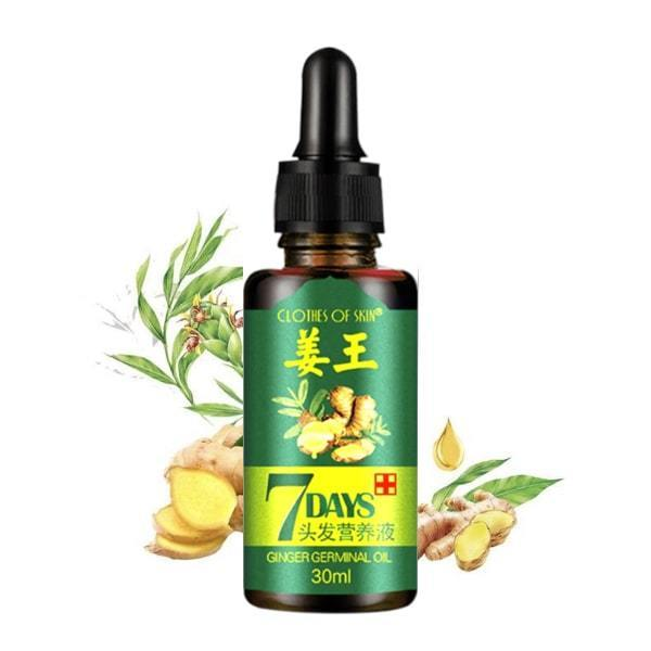 Imperial Ginger™ Natural Ginger Hair Growth Oil