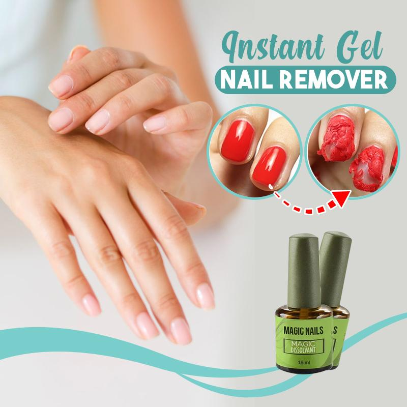 Instant Gel Nail Remover