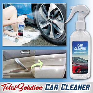 Total Solution Car Cleaner