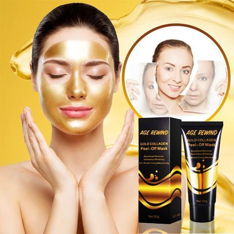 Instant Age Rewind 24K Gold Peel-Off Mask