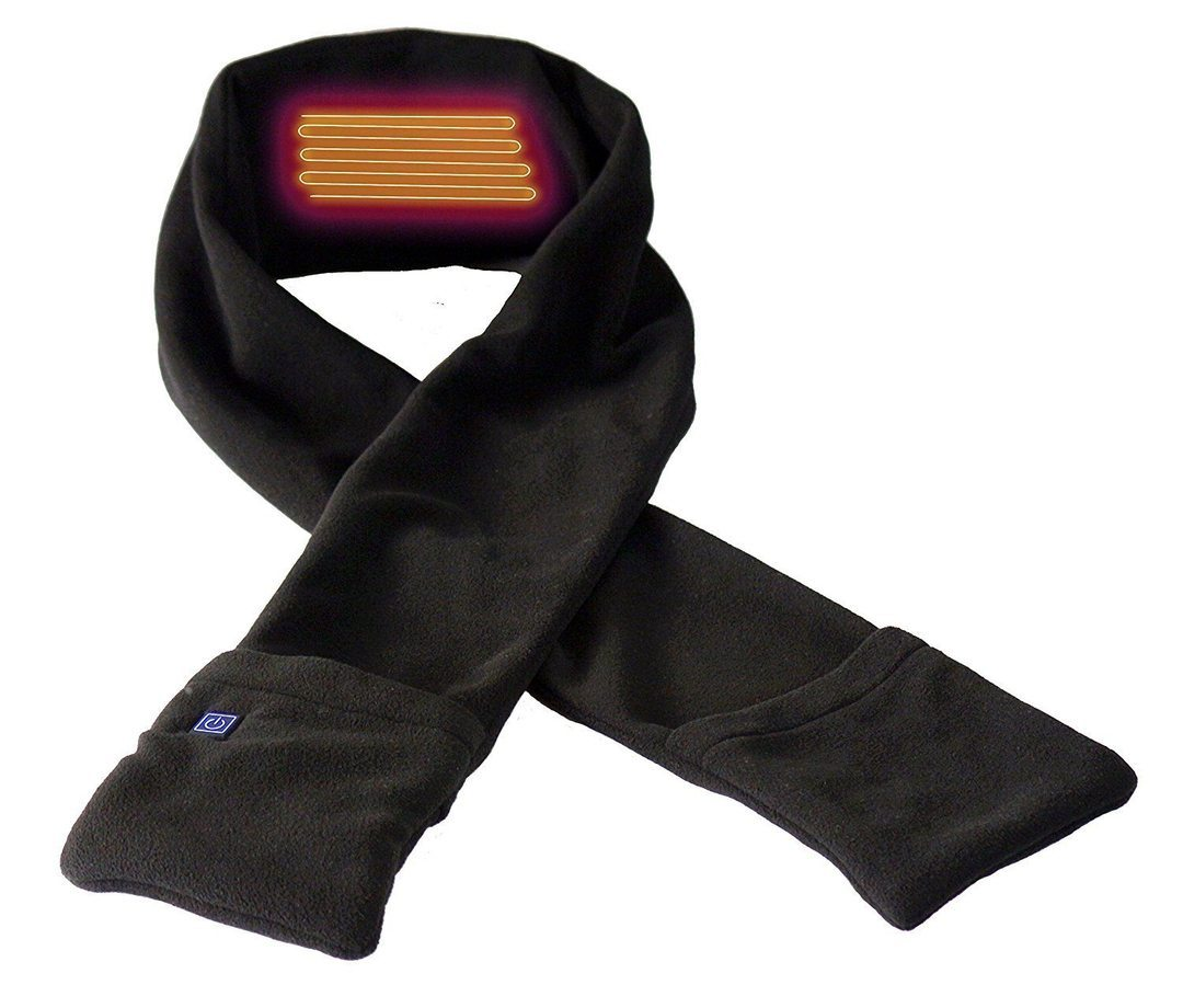 Heated USB Scarf