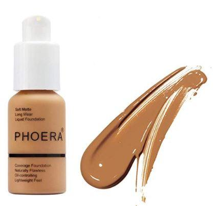 Phoera™ Soft Matte Liquid Foundation