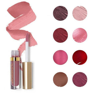 8pcs/Set Everlasting Matte Liquid Lipstick