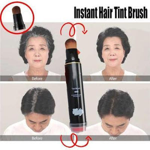 Instant Hair Tint Brush